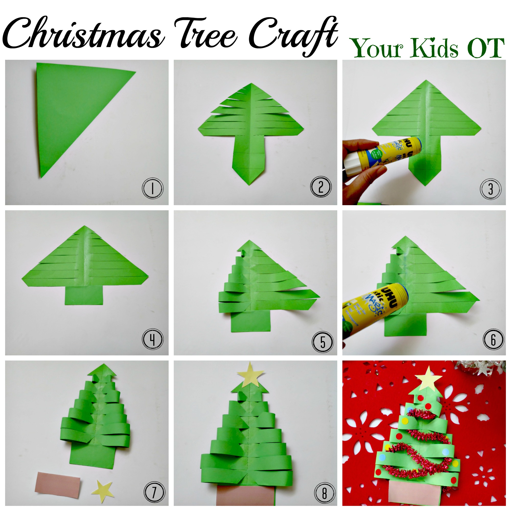 what you will need christmas tree - Easy Christmas Tree